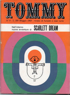 Tommy (Corno 1969) N. 8 - Non Classificati