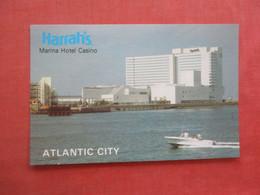 Harrah's Marina Hotel Casino  - New Jersey > Atlantic City   Ref 5201 - Atlantic City