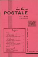 Revue Postale : Les Griffes Bureaux De Poste Be - Cachets De Récupération 1914-15 - Faux D' Indochine ... - Andere