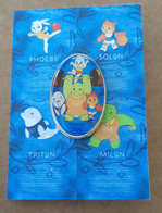 2004 Athens Olympic Games, Mascots Rare Pin - Jeux Olympiques