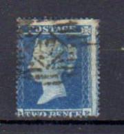 Grande Bretagne 1854-58, Reine Victoria, 9 Ob, Cote 110 €, - Used Stamps