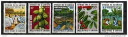 Cameroun  N°  536 / 40 XX  Plan Quinquénal.  Les 4  Valeurs  Sans Charnière TB - Camerun (1960-...)