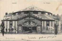 DIJON Le Cirque - Dijon
