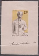 Vietnam 1960 Mi# Bl 2 70th Anniversary Of The Birth Of Ho Chi Minh MH * - Vietnam