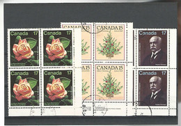 54558 ) Collection Canada Block - Blocks & Sheetlets
