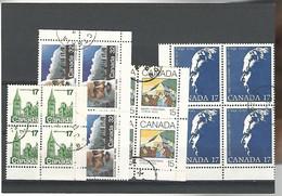 54561 ) Collection Canada Block - Blocks & Sheetlets