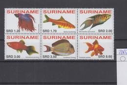 Surinam Michel Cat.No. Mnh/** 2065/2070 Fiush - Surinam