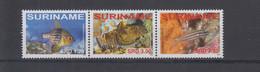 Surinam Michel Cat.No. Mnh/** 2229/2231 Fish - Surinam