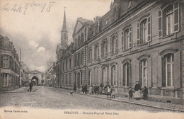 59-Bergues Hospice-Hôpital Saint-Jean - Bergues
