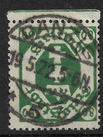 Danzig, Gut Gestempelter Wert Der Wappen- Ausgabe Vom 1. Februar 1922 - Coordination Sectors