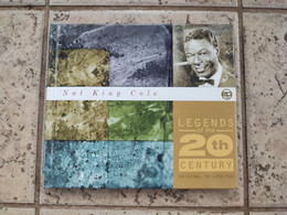 Nat King Cole (1999) Legends Of The 20th Century (7243 522817 2 5) - Jazz