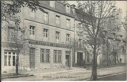 AVEYRON : Rodez, La Société Générale - Rodez
