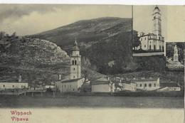 AK - Slowenien  - Wippach - Vipava - 1912 - K.k. Stempel - Slovenia