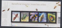 Canada BF N° 135 XX Faune : Insectes Utiles, Le Bloc Sans Charnière, TB - Blocks & Sheetlets