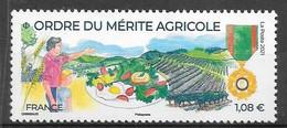 Année 2021 _ 5475** _ - Unused Stamps