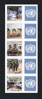 2020 - O.N.U. / UNITED NATIONS - NEW YORK - LE DONNE IN MANTENIMENTO DELLA PACE - WOMEN IN PEACEKEEPING. MNH - Blocks & Kleinbögen