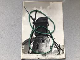 Knocke  Knokke Grande  Photo D'époque Le Moulin à Confirmer - Knokke