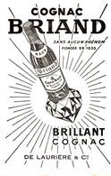 Buvard Cognac Briand - C