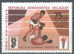 MADAGASCAR - Boxe - - Pugilato