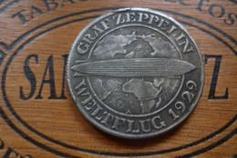 Graf Zeppelin Coin - 1939-45