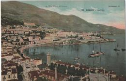 Carte Postale Ancienne /Le PORT / MONACO/ Vers1900-1930  CPDIV284 - Harbor