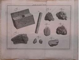 Gravure En Eau Forte XVIIIème Siècle - PLAAT XLII - Caspar Jacobsz PHILIPS - Signature Dans La Planche - Incisioni