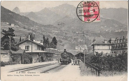 Clarens : La Gare - VD Vaud