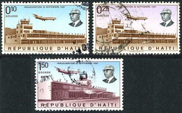 Haiti 1968 Aéroport Duvalier Airport Boeing 727 (YT PA 383, Michel 972, StGibbons 1088, Scott C 306 - Airplanes