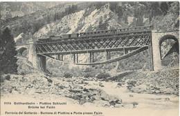 Faido : Le Viaduc - TI Ticino