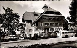 CPA Kniebis Freudenstadt Im Nordschwarzwald, Kurhotel, Bus - Other