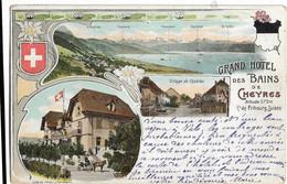 Cheyres : Grand Hôtel Des Bains - FR Fribourg