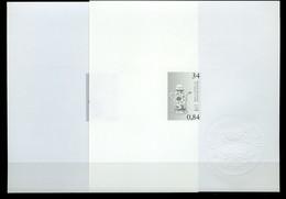 België 3008/09 MV - Gem. Uitgifte Met China - Chinese Kunstwerken - Oplage: 75ex - Zeldzaam - Rare - Ministerial Panes