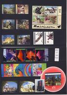 UNO WIEN 2002 Komplett Gestempelt (Ersttag) (ohne Markenheft) /AUG2002 - Gebraucht