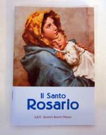 Il Santo Rosario  Libretto NUOVO ITALY - Religione