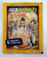 ARTONAUTI ITALY Panini  Stickers BUSTINA NUOVA NEW 2021 - Non Classificati