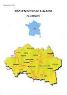 Catalogue Des Flammes Illustrées Et à Texte De L'Allier - Non Classés
