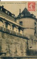 Gaillon (27 Eure) Les Casernes La Tour Des Archives - édit. Collas Luxe Entoilée Colorisée Circulée 1911 Par OR - Altri Comuni