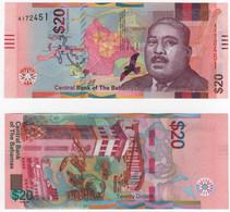 Bahamas - 20 Dollars 2018 UNC P. 80 Lemberg-Zp - Bahamas