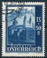 ÖSTERREICH 1948 Nr 891 Gestempelt X1F52AE - 1945-60 Usados