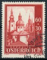 ÖSTERREICH 1948 Nr 889 Gestempelt X1F52B6 - 1945-60 Usados
