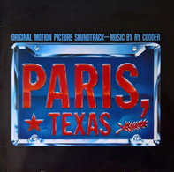 PARIS TEXAS - Soundtracks, Film Music