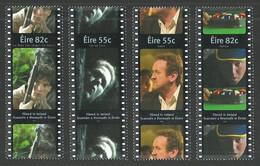 2008 FILMS CINEMA FILMED IN IRELAND THE COMMITMENTS SNOOKER M/SHEET MNH - Nuovi
