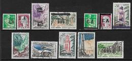 Algé19 -Algérie Entre N°354 & 368 Neuf Ou Oblitéré 12 Valeur CV + De 36,00 Euros - Non Classés