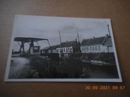 CPA - Looberghe - Le Pont Sur La Colme Be - Lomme