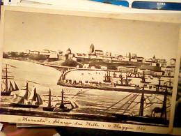 MARSALA  SBARCO MILLE DA ANTICA STAMPA 1860  GARIBALDI  VB1939 IG10277 - Marsala