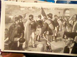 MARSALA SBARCO MILLE CINQUANTENARIO Ed OMAGGIO AI MILLE Di GARIBALDI  N1915 IG10280 - Marsala