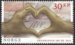 Norwegen Norway 2014. Mi.Nr. 1858, Used O - Gebraucht