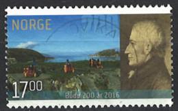 Norwegen Norway 2016. Mi.Nr. 1909, Used O - Gebraucht