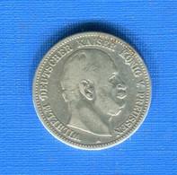 All  2  Mark  1876 A - 2, 3 & 5 Mark Silber