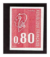 Timbre N° 1816 Non Dentelé - Ungezähnt